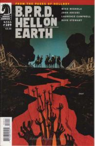 B.P.R.D. Hell on Earth #109 VF; Dark Horse | save on shipping - details inside