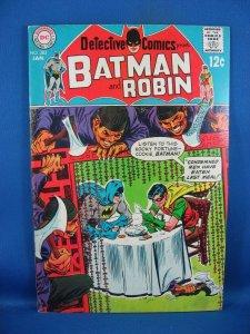 Detective Comics #383 (Jan 1969, DC) F VF