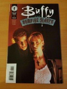 Buffy the Vampire Slayer #4 Photo Cover ~ NEAR MINT NM ~ (1998, Dark Horse)