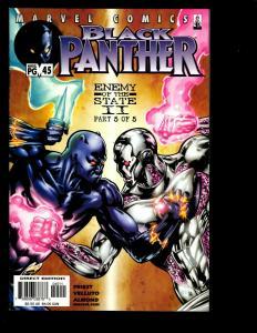 12 Black Panther Marvel Comics 45 46 47 48 49 50 51 52 53 54 55 56 Avengers GK6