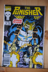 The Punisher: War Zone #5 (1992)