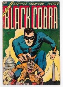 Black Cobra (1954) #1 VG/FN