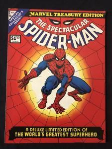 Marvel Treasury Edition The Spectacular Spider-Man #1-1974- F/VF