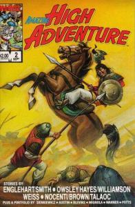 Amazing High Adventure #2, NM- (Stock photo)