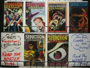 SEDUCTION OF THE INNOCENT(1985 EC)1-6 lots of  TOTH