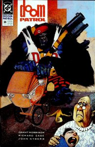 Doom Patrol #34 (1990)