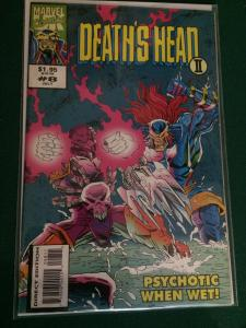 Death's Head II #8