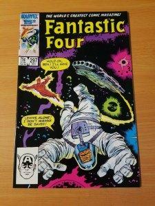 Fantastic Four #297 ~ NEAR MINT NM ~ 1986 MARVEL COMICS
