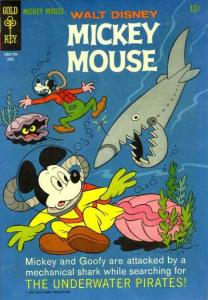 Mickey Mouse #112, VG (Stock photo)