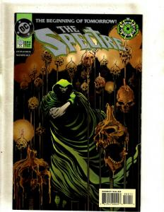 13 The Spectre DC Comics Comic Books #0 23 24 25 26 27 28 29 30 31 32 33 34 J369