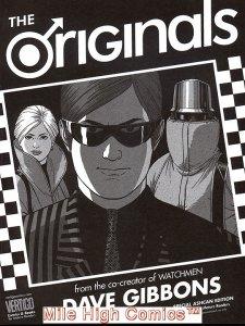 ORIGINALS ASCHAN (2004 Series) #1 Very Good Comics Book