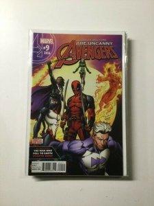Uncanny Avengers #3 (2017) HPA