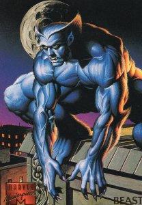 1995 Marvel Masterpieces #8 Beast