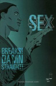 Sex #22 VF/NM; Image | save on shipping - details inside