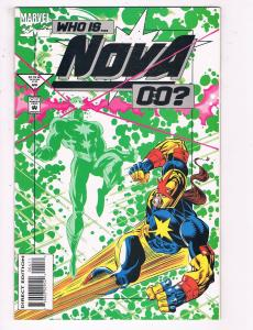 Nova #4 FN Marvel Comic Book Guardians Of The Galaxy April 1994 DE35