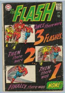 Flash 173 Sep 1967 GD-VG (3.0)
