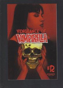 Vengeance Of Vampirella #12 Cover B