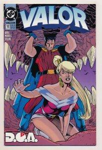 Valor (1992 DC) #12 VF