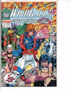 Image Comics Jim Lee's WildC.a.t.s Covert Action Teams #1