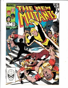 THE NEW MUTANTS#10 VF/FN   NO RESERVE Save on shipping