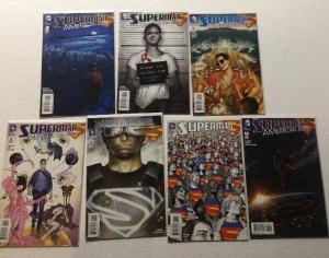 Superman American Alien 1-7 Complete Series Nm Near Mint Ik