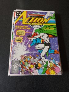 Action Comics #596 (1988)
