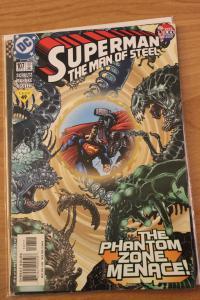 Superman the Man of Steel 107 NM