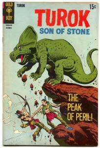 Turok, Son Of Stone #63 1968- Gold Key FN