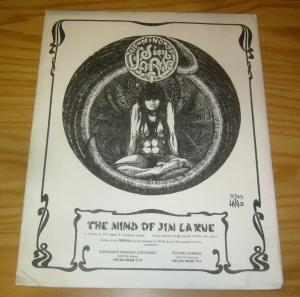 the Mind of Jim LaRue Portfolio - signed and numbered (#97 of 375) - 6 plates