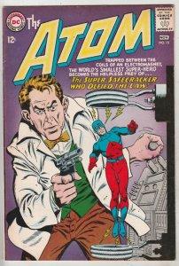Atom, The #15 (Nov-64) VF+ High-Grade The Atom