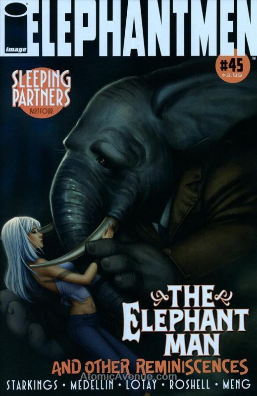 Elephantmen #45 FN; Image | save on shipping - details inside