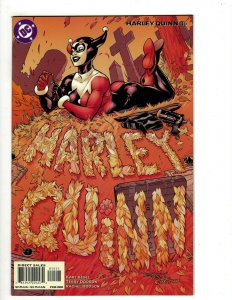 Harley Quinn # 15 NM DC Comic Book Joker Batman Gotham Robin Penguin IVY EJ8