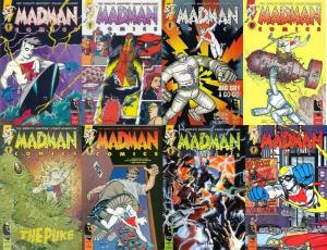 MADMAN COMICS (1994 DH) 4-11  Mike Allred