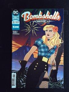 Bombshells: United #13 (2018)