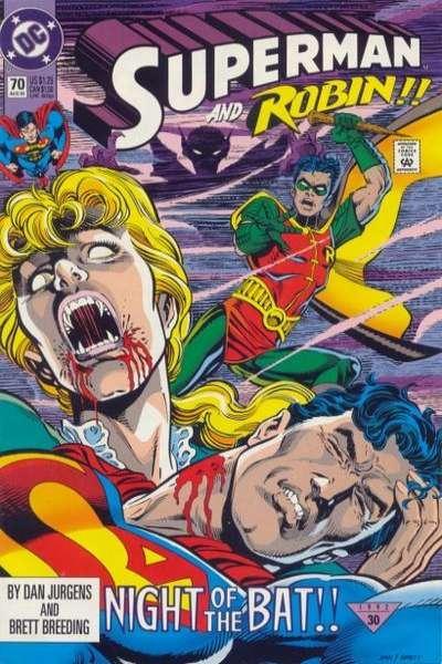 Superman (1987 series) #70, NM (Stock photo)