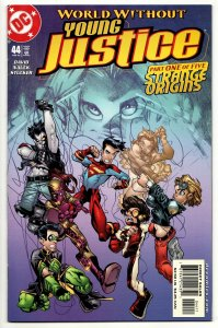 Young Justice #44 (DC, 2002) NM