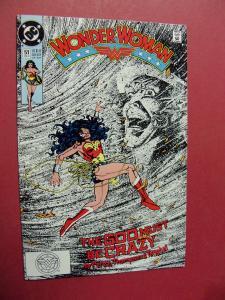 WONDER WOMAN #51 HIGH GRADE BOOK (9.0 to 9.4) OR BETTER 1ST Print 1987