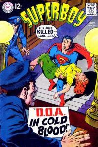 Superboy (1949 series) #151, VG- (Stock photo)