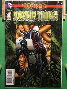 Swamp Thing #1 The New 52 Futures End