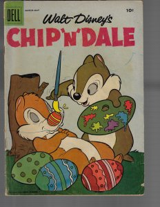 Chip N Dale #9 (Dell, 1956)