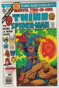 Marvel Two-In-One King-Size Annual #2 (Jan-07) NM/NM- High-Grade The Thing