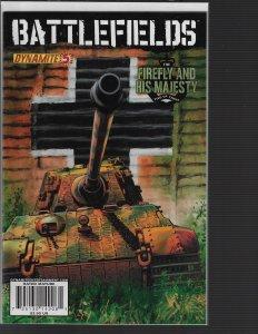 Battlefields #5 (Dynamite, 2010) NM