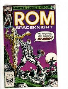 Rom #36 (1982) EJ6