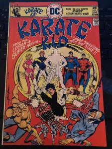 Karate Kid # 1 VF- DC Comic Book Legion Of Super-Heroes Superboy Superman WS9