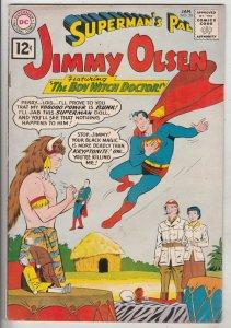 Jimmy Olsen, Superman's Pal  #58 (Jan-62) VF+ High-Grade Jimmy Olsen, Superman