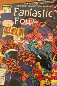Fantastic Four 314 NM