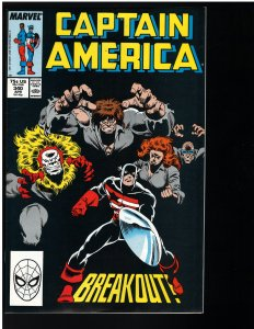 Captain America #340 (Marvel, 1988)