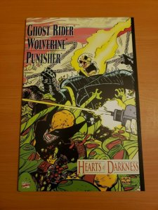 Ghost Rider/Wolverine/Punisher: Hearts of Darkness #1 ~ NEAR MINT NM ~ (1991)