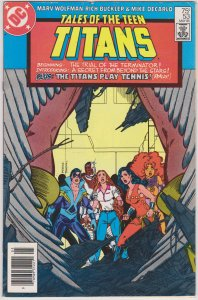 Tales of the Teen Titans #53