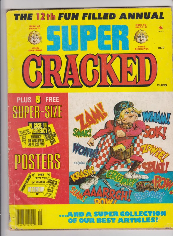 Super Cracked #12